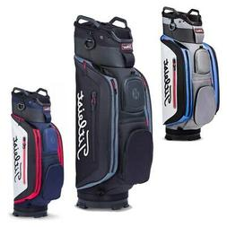 NEW Titleist 2018 Club 14 Deluxe Cart Bag - You Choose The C