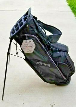 New PING 2018 Hoofer 14 Carry Stand Golf Bag Black