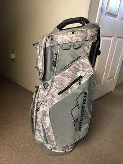 New 2018 Sun Mountain Phantom 14 Way Cart Bag