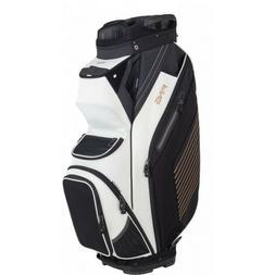 NEW 2018 Ping Pioneer Mens Cart Golf Bag White/Black/Gold