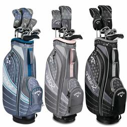 New 2018 Callaway Solaire 8 Piece Ladies Golf Package Set -