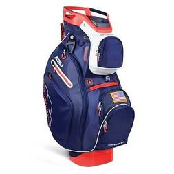 New 2019 Sun Mountain C-130 5-Way Golf Cart Bag  - CLOSEOUT