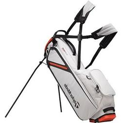 NEW! 2019 TAYLORMADE FLEX TECH STAND GOLF BAG DUAL STRAP SLI