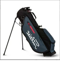 NEW 2019 Titleist Players 4 Stand Bag- Black/Charcoal