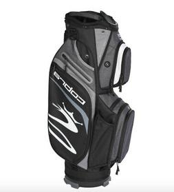 NEW 2020 Cobra 14-Way Ultralight Black Cart Golf Bag