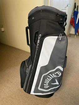 New 2020 Callaway Chev 14 Cart Bag