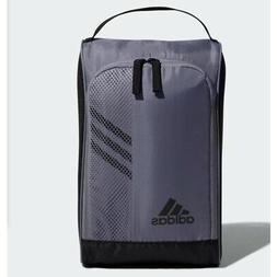 adidas New 3 Stripe Golf Shoes Bag Zipped Sports Bag Shoe Ca