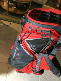 NEW Sun Mountain 4.5 Golf Stand Bag 14 way Divider w/raincov