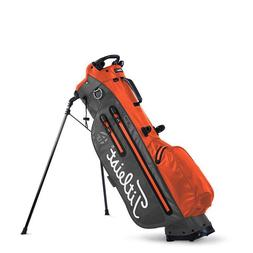 New Titleist 4Up StaDry Stand Golf Bag Charcoal / Blossom  F