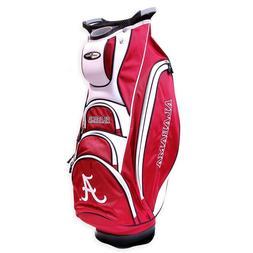 New Team Golf Alabama Crimson Tide Victory Cart Golf Bag