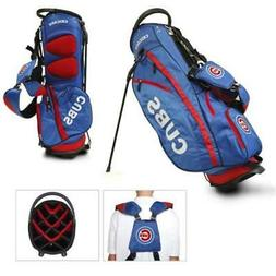 New Authentic Team Golf Chicago Cubs Stand Golf Bag