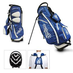 New Authentic MLB Team Golf LA Dodgers Stand Golf Bag