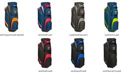 NEW BAGBOY REVOLVER FX GOLF CART BAG. CHOOSE YOUR COLOR. BAG
