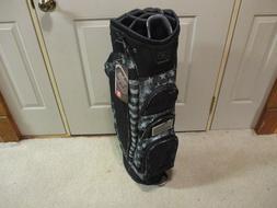 New Ogio Black OPS Golf Cart Bag