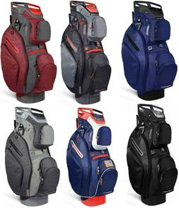 NEW Sun Mountain C-130 Lightweight Cart Golf Bag, PICK COLOR