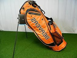 NEW NIKE COLLEGIATE PV CARRY STAND GOLF BAG OREGON STATE BEA