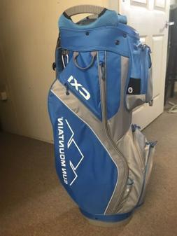 New Sun Mountain CX 1. 14 Way Cart Bag