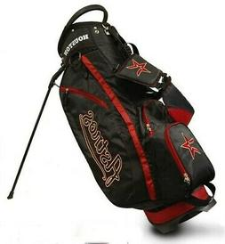 NEW Team Golf Fairway Stand Bag 14-way Top MLB Houston Astro