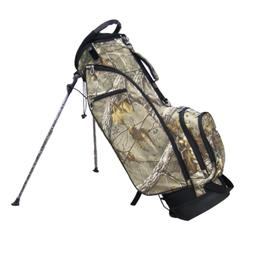 "NEW RJ Sports Flash X18 Stand / Carry 9"" 6-way Golf Bag - Ca"