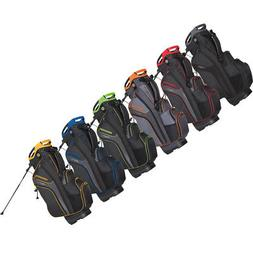NEW BagBoy Golf 2017 Chiller Hybrid Stand / Carry Bag Boy -