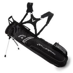 NEW Callaway Golf 2018 HyperLite 1+ Stand / Carry / 3 Availa