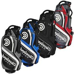 NEW Cleveland Golf 2019 CG Cart Bag 14-way Top Lightweight -
