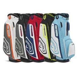 NEW Callaway Golf 2020 Chev 14 Cart Bag 14-way Top - Pick th