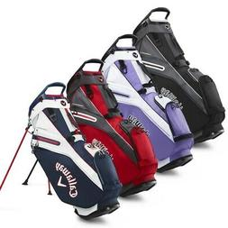 NEW Callaway Golf 2020 Fairway 14 Stand / Carry Bag - Pick y