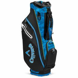 New Callaway Golf 2020 Org 7 Cart Bag COLOR: Royal Camo 7-Wa