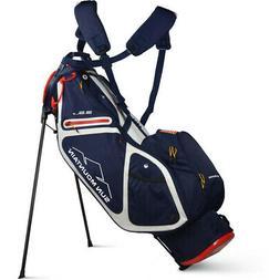 NEW Sun Mountain Golf 3.5 LS Stand Bag Closeout USA Flag Nav