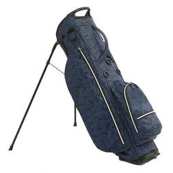 "NEW Ouul Golf Air Light X Stand / Carry Golf Bag 4-Way 9"" To"