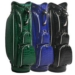 NEW Ouul Golf Asia Alligator Cart Bag 6-Way Top - Pick the C