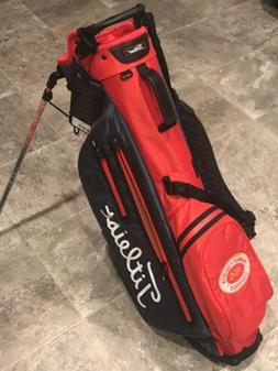 New Titleist Golf Bag. 4up StaDry Stand  Bag With Romeo Y Ju