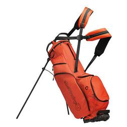 New TaylorMade Golf Bag LiteTech 3.0 Stand Orang/Black