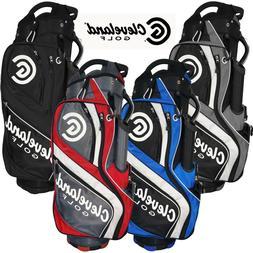 New Cleveland Golf Cart Bag - Choose Your Color!