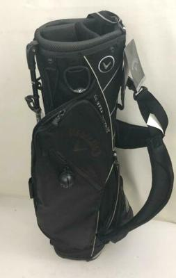 new golf club stand bag hyper lite