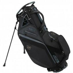 New Wilson Golf- Exo Stand Bag Black WGB6000AB