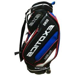 NEW Tour Edge Golf Exotics EXS 220 Demo Staff Bag Wheeled -