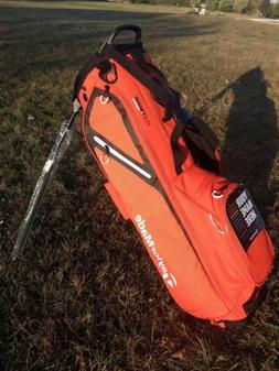 New TaylorMade Golf- FlexTech Lite Stand Bag TM 19 Blood Ora