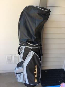 NEW Cobra Golf Fly-Z S 8 Piece Complete Set w/ Bag, Irons, D