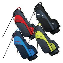 new golf fusion zero l stand bag