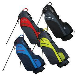 NEW Callaway Golf Fusion Zero Stand Bag - 3.3 LBS - 14 WAY T