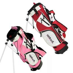 NEW Tour Edge Golf Junior Stand Carry Bag Ages 9-12 Jr. - Ch