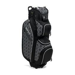 New Burton Golf- Ladies LDX Cart Bag Black/White/Petals