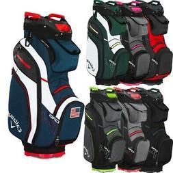 NEW Callaway Golf Org 14 Cart Bag 2019 14-way Top - Pick the