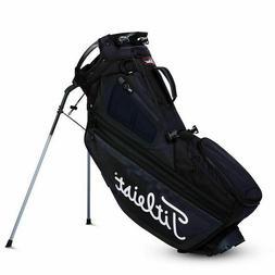New Titleist Golf Players Hybrid 14 Stand Bag Black TB9SX14