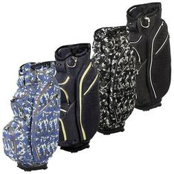 NEW Ouul Golf Ribbed Cart / Carry Bag 15-Way Top - Pick the