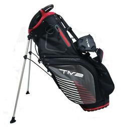 New SMT Golf Stand Bag - 4 Way Top w/ Full Length Dividers -