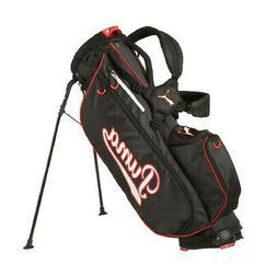 New PUMA Golf Superlite Stand Bag 4 Way Top & Full Length Di