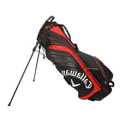 "New Callaway Golf Tour Stand Bag 9"" FOAM MESH LINED 5 WAY TO"